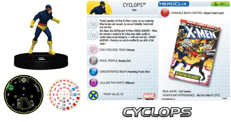 cyclop dans xmen
