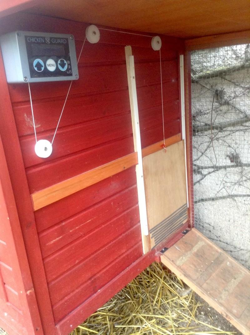 Le CHICKENGUARD - Porte automatique poulailler le bon coin