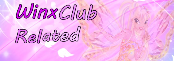 Winx club related