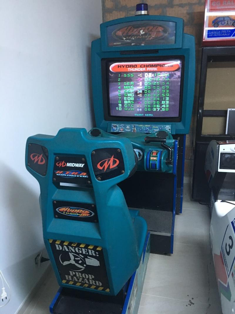 borne arcade de luxe