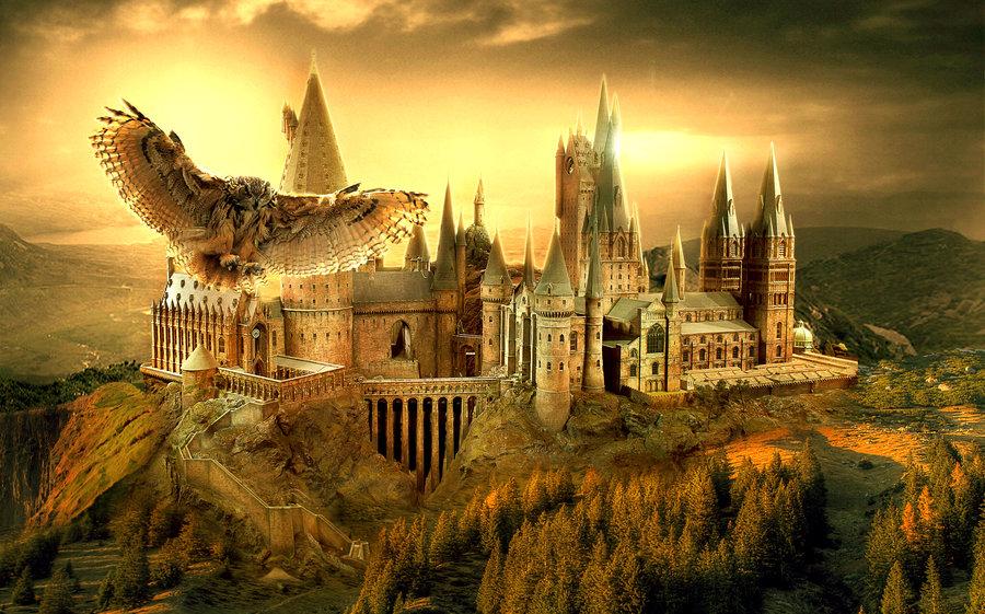 Hogwarts Colegio de Magia y Hechizería