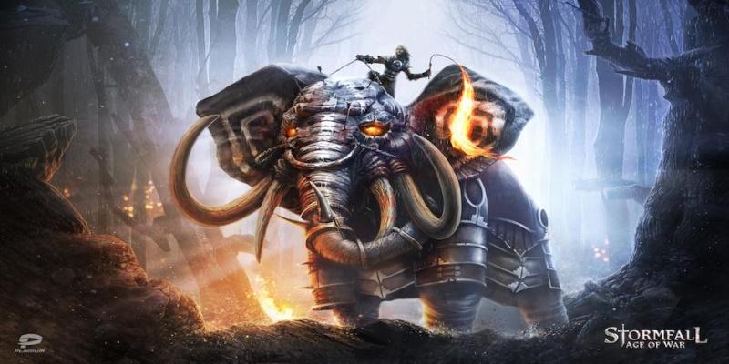 Forum de la ligue pour le jeu Stormfall