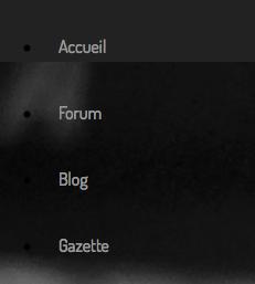 Liste de liens