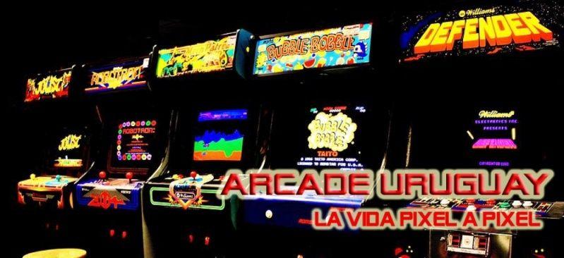Arcade Uruguay - Video Juegos - Consolas - Multijuegos