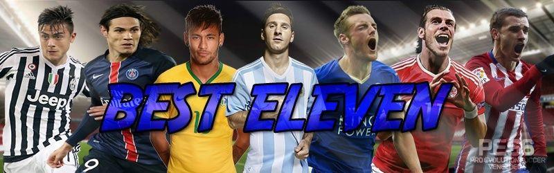 Best Eleven - Venezuela.