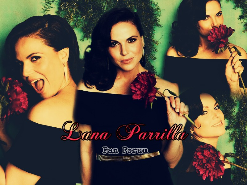 Lana Parrilla Fan Forum