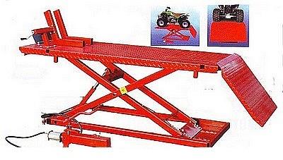 Quel leve moto - Table leve moto hydraulique ...