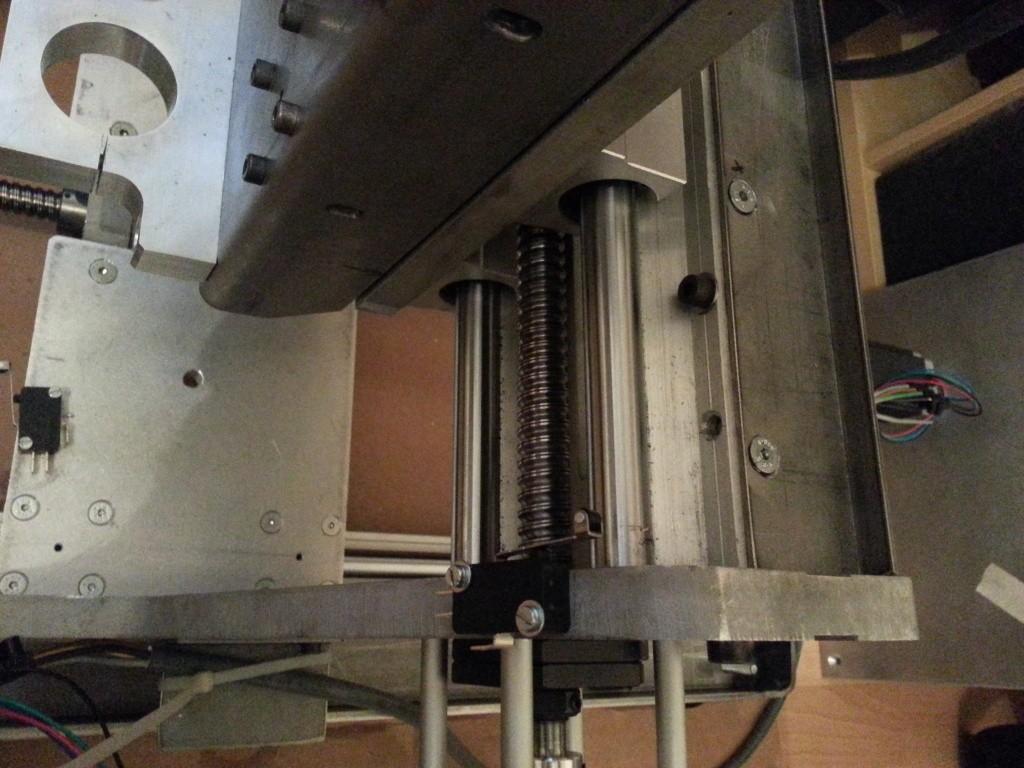 CNC A3 en acieraluminium pour découpe boisaluminiu