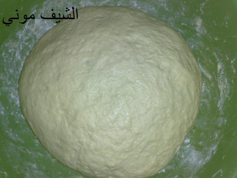 ربع ساعه عشان ده اللي بيخلي العيش طري وهش من