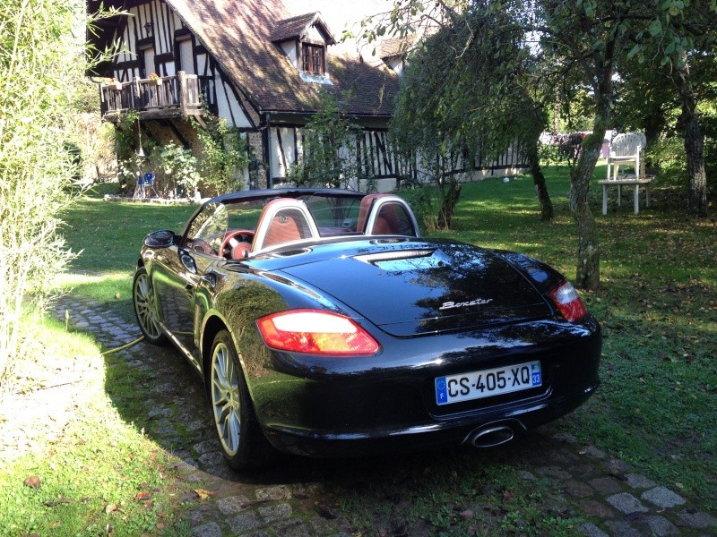 a vendre porsche boxster 987. Black Bedroom Furniture Sets. Home Design Ideas