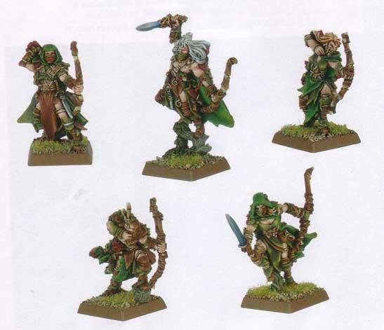 """Résultat de recherche d'images pour """"warhammer elfes sylvains"""""""
