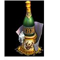 * La bouteille magique