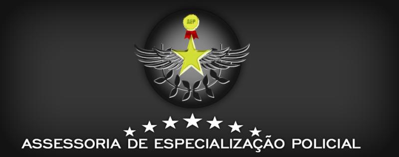 Assessoria de Especialização Policial.