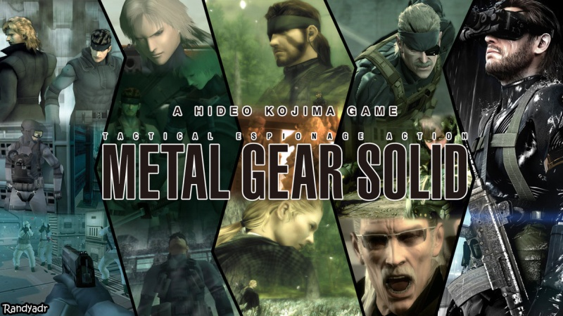 Metal Gear Solid: Modding