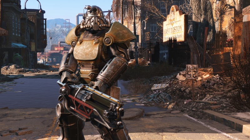 Fallout RP Fr : aventures à New-York