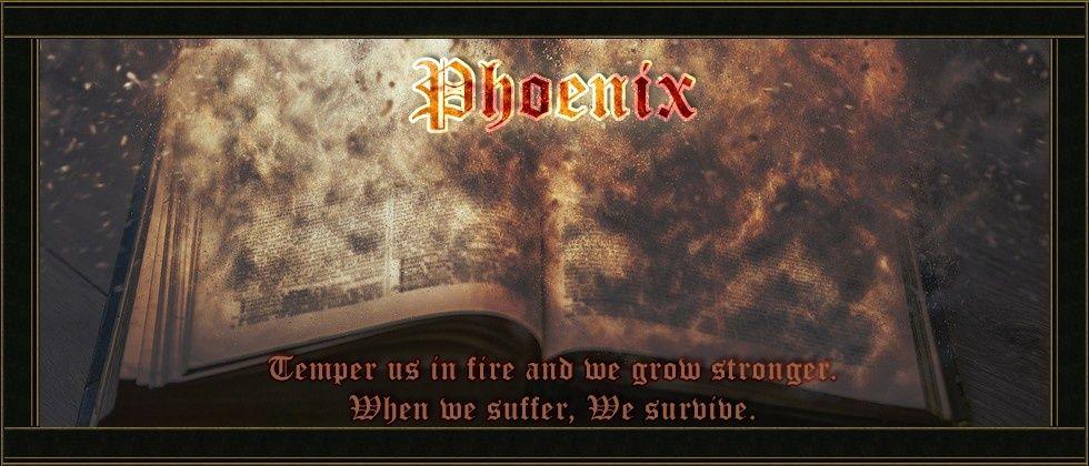 Forum de Guilde Phoenix