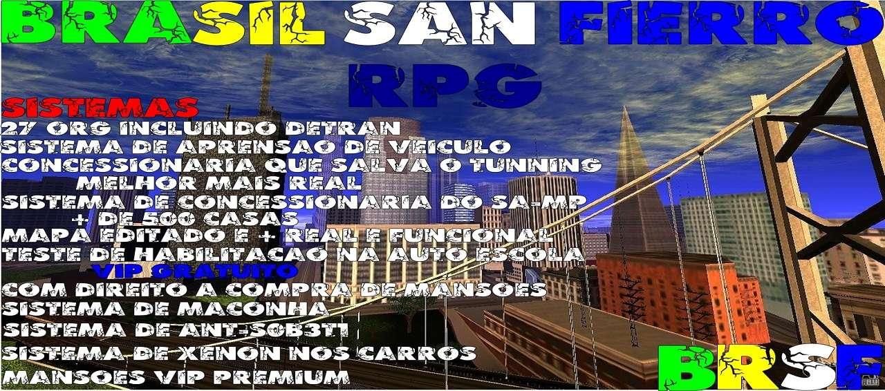 Brasil San Fierro