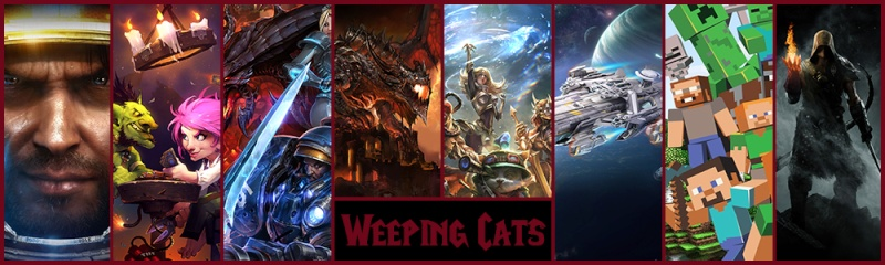 Weeping Cats