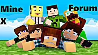Minecraft X