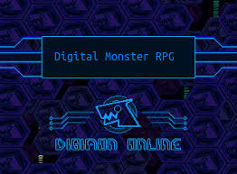 Digital Monster RPG