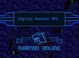 Digital Monster RPG