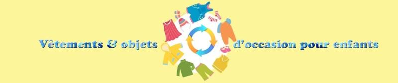 Vêtements & objet d'occas. pour enfants