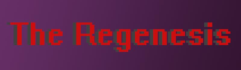 The Regenesis Forums