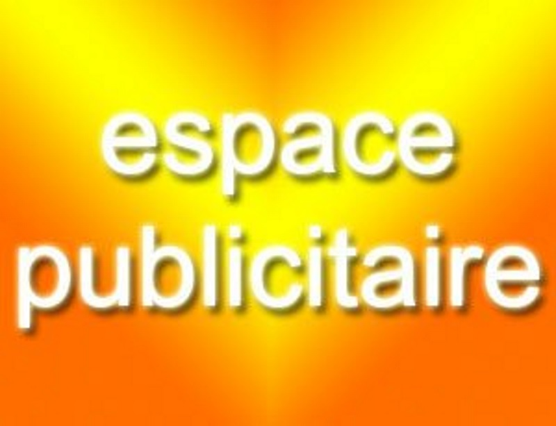 ESPACE PUBLICITAIRE
