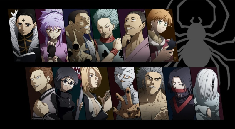 Phantom Troupe DN Clan