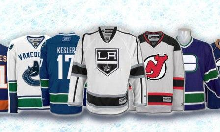 Why NHL Jerseys Are More Popular In Sport Market