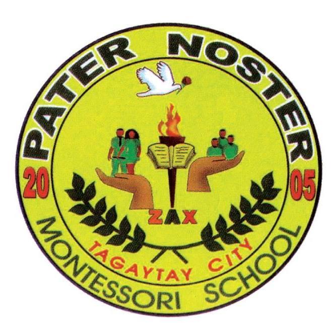 PATER NOSTER MONTESSORI SCHOOL