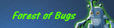 Forest of Bugs