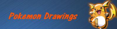 Pokemon Drawings