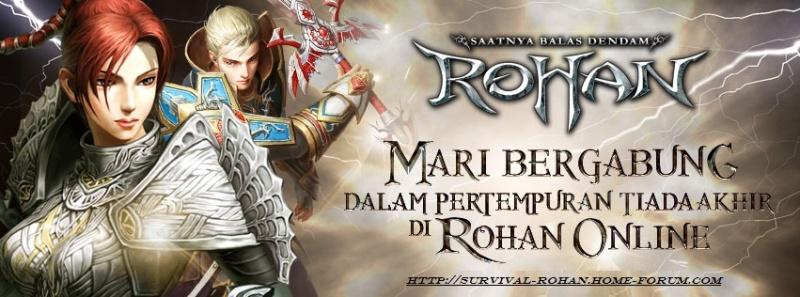 Survival-Rohan Online