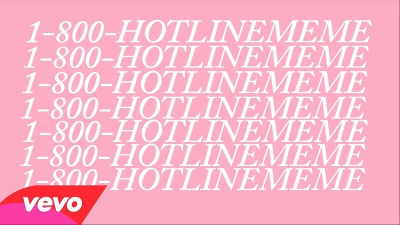 1-800 HOTLINE MEME