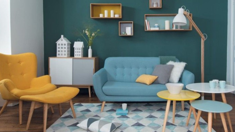 conseils deco pour mon petit chez moi. Black Bedroom Furniture Sets. Home Design Ideas