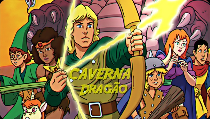 Caverna do Dragão RPG