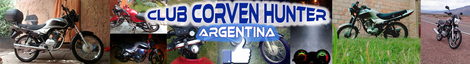CLUB CORVEN HUNTER ARGENTINA
