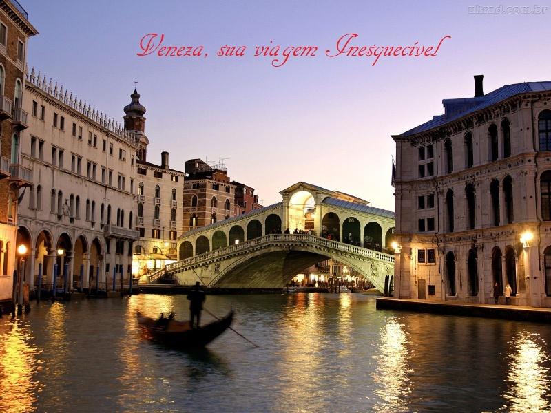 Tour por Veneza !